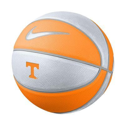 Tennessee Nike Mini Rubber Basketball