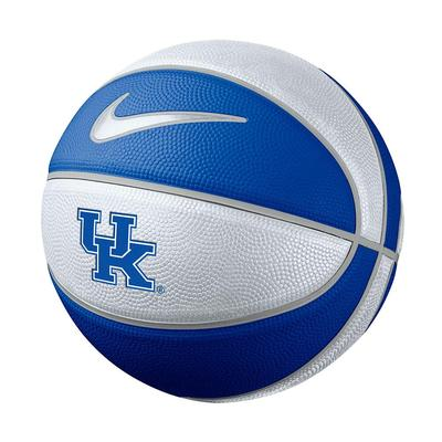 Kentucky Nike Mini Rubber Basketball