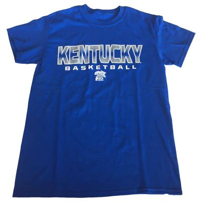 Kentucky Basketball Bold Logo Tee