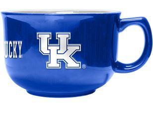 Kentucky Sculpted Bowl Mug