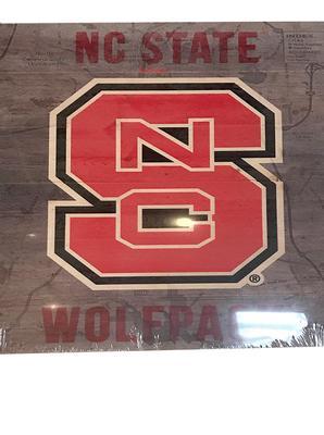 NC State 16' x 20