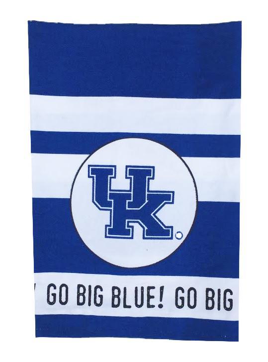 Kentucky Go Big Blue Dish Towel