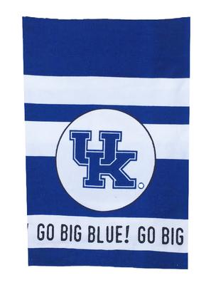 Kentucky Go Big Blue Dish Towel