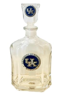 Kentucky Decanter (Blue Emblem)