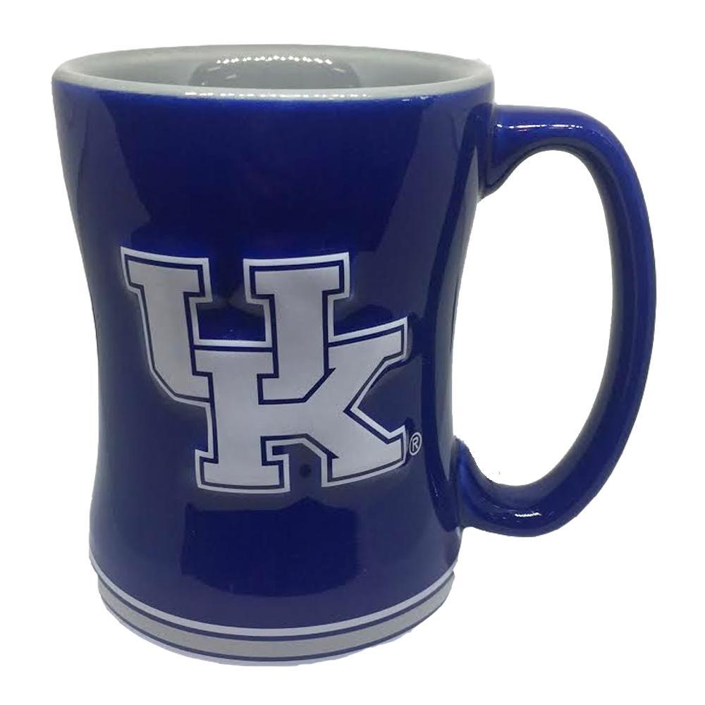 Kentucky Sculpted Relief Mug