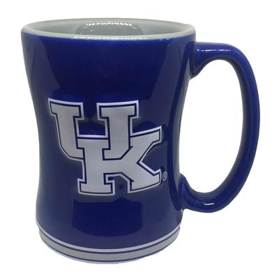 Kentucky Sculpted Relief Mug