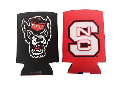 NC State Reversible Can Cooler