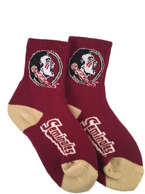 Florida State Youth 501 Crew Socks