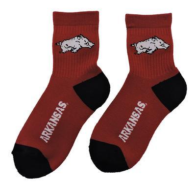 Arkansas Youth 501 Crew Socks