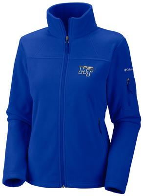 MTSU Columbia Give And Go Full Zip Jacket
