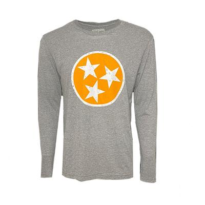 Tennessee Long Sleeve Tristar Tee