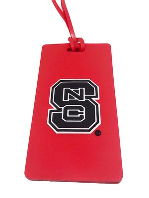 NC State Luggage Tag