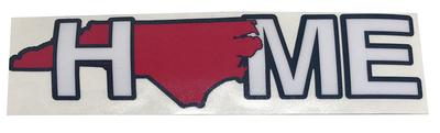 State of North Carolina Home Decal