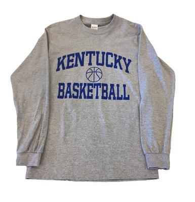 Kentucky Basic Basketball Long Sleeve Tee