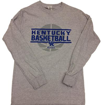 Kentucky Basketball Long Sleeve Tee