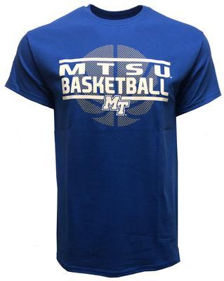 MTSU Basketball T-Shirt