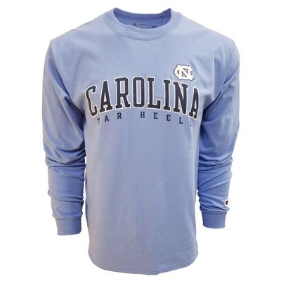 UNC Tar Heels Long Sleeve Tee
