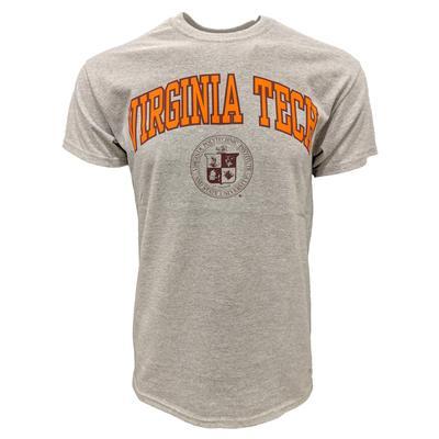 Virginia Tech Arch College Seal T-Shirt