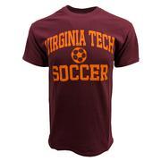 Virginia Tech Soccer T- Shirt