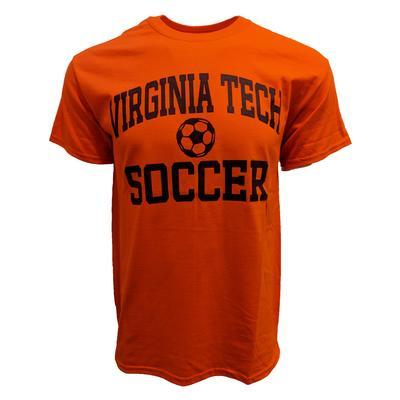 Virginia Tech Soccer T-Shirt ORANGE