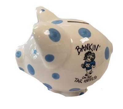 UNC Piggy Bank