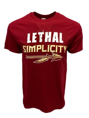 Florida State Lethal Simplicity T-shirt