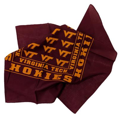 Virginia Tech Pet Bandanna