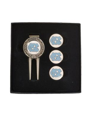 UNC Divot Tool And Ball Marker Set
