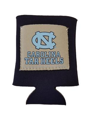 North Carolina Can Pocket Coozie
