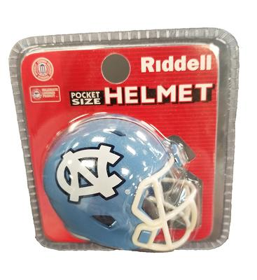 UNC Riddell Mini Speed Helmet