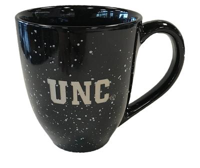 UNC Speckled Bistro Mug 16oz