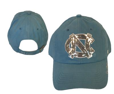 UNC Women's Clean Up Sparkle Cap