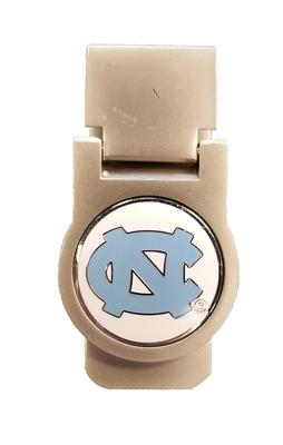 UNC Nickel Money Clip