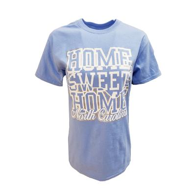 UNC Women's Home Sweet Home Tee