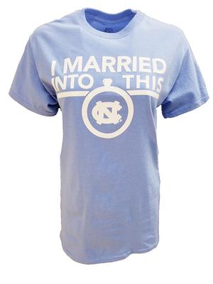 UNC I Married Into This T-Shirt