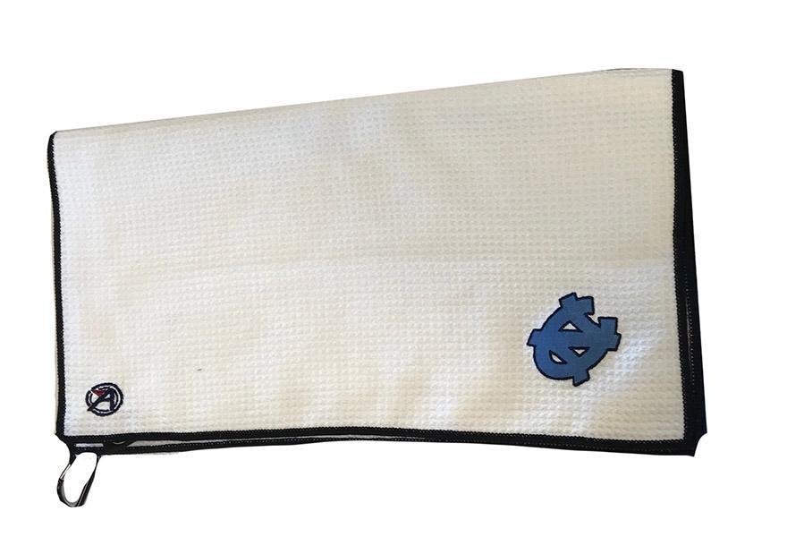 Unc Ahead Logo Golf Towel
