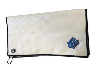 UNC Ahead Logo Golf Towel