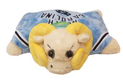 UNC Mascot Pillow Pet