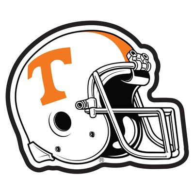 Tennessee Football Helmet Hitch Cover