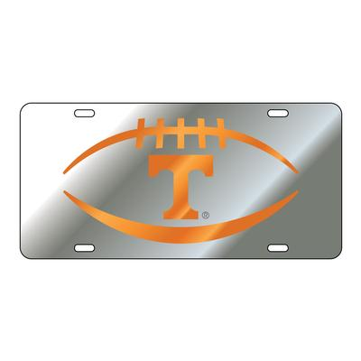 Tennessee Power T Football License Plate