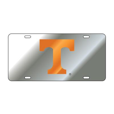 Tennessee Silver Power T License Plate