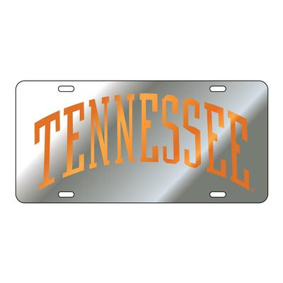 Tennessee Silver Arch License Plate