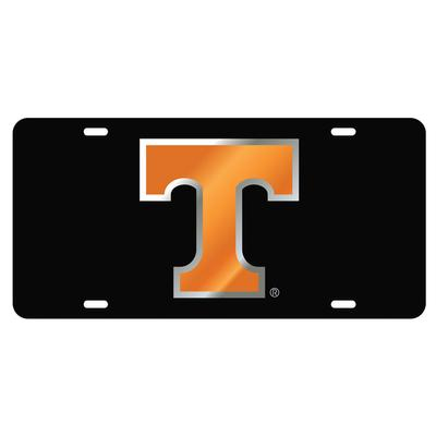 Tennessee Outlined Power T License Plate