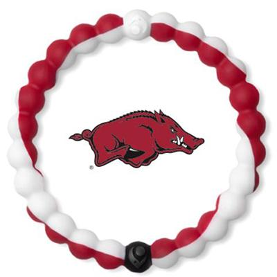 University Of Arkansas Gameday Lokai Bracelet
