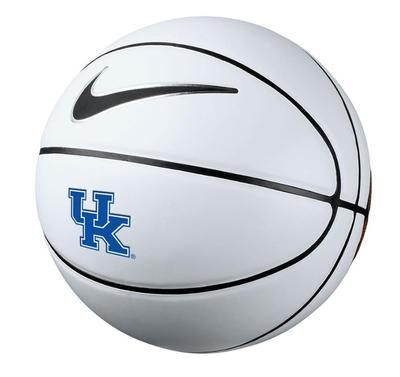 Kentucky Nike Autograph Basketball