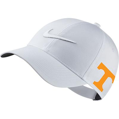Tennessee Nike Golf Women's L91 Adjustable Hat WHITE