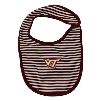Virginia Tech Striped Bib