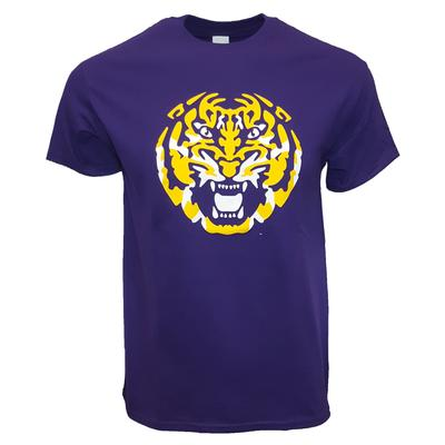 LSU Men's Tiger Head Logo T-shirt