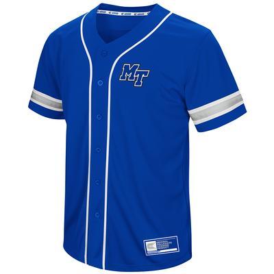 MTSU Colosseum Play Ball Baseball Jersey