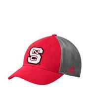 Nc State Adidas Meshback Flex Fit Hat